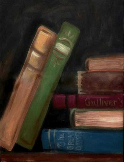 bookpainting