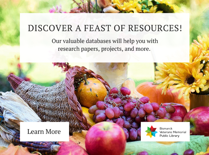 Discover a feast of resources