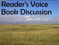 Readers Voice Book Discussion button